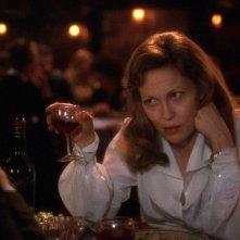 Quinto Potere: un momento con l'attrice Faye Dunaway