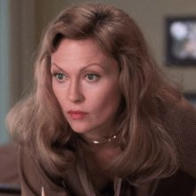 Quinto Potere: Faye Dunaway in una sequenza