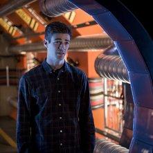 The Flash: il protagonista Grant Gustin in Killer Frost