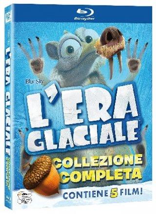 La cover di L'era Glaciale Collection