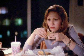 Quinto Potere: Faye Dunaway in una scena