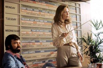 Quinto Potere: Faye Dunaway in una scena del film