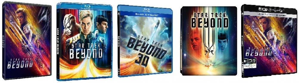 Le cover di Star Trek Beyond