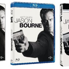 Le cover di Jason Bourne