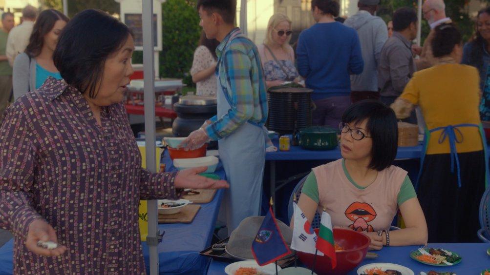 Una mamma per amica, di nuovo insieme: Keiko Agena e nell'episodio Primavera