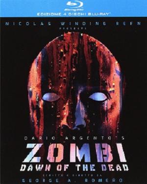 La cover di Zombi