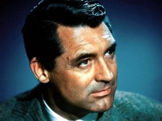 Un ritratto di Cary Grant