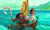 Box Office USA: Oceania veleggia verso gli 82 milioni