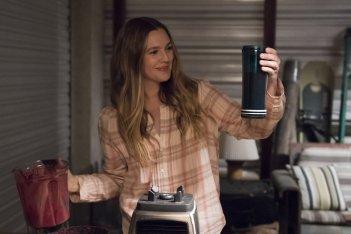 Santa Clarita Diet: una foto di Drew Barrymore