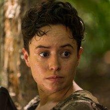 The Walking Dead: un'immagine di Briana Venskus nella puntata Swear
