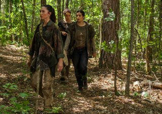 The Walking Dead: Nicola Barre, Briana Venskus e Alanna Masterson in Swear