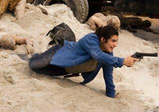 The Walking Dead: Alanna Amsterson in una foto dell'episodio Swear