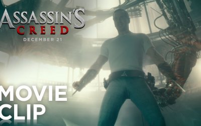 "Assassin's Creed - Clip ""Enter the Animus"""
