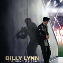 Locandina di Billy Lynn: Un giorno da eroe