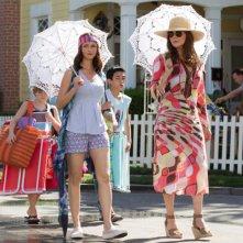 Una mamma per amica: di nuovo insieme: Alexis Bledel con Lauren Graham in Summer