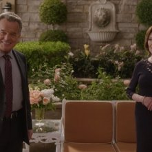 Una Mamma per amica: di nuovo insieme, Kelly Bishop e  Ray Wise in in una scena