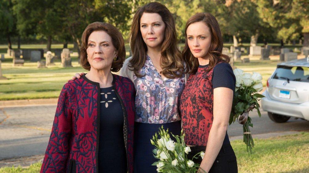 Una mamma per amica: di nuovo insieme - Alexis Bledel, Kelly Bishop, Lauren Graham