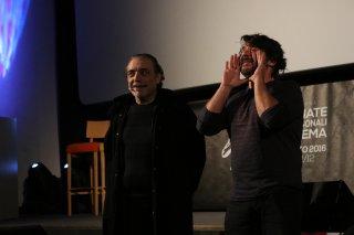 Natale a Londra: Lillo e Nino Frassica alla presentazione del film a Sorrento
