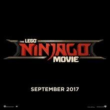 Locandina di Lego Ninjago - Il film