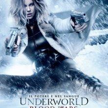 Locandina di Underworld - Blood Wars