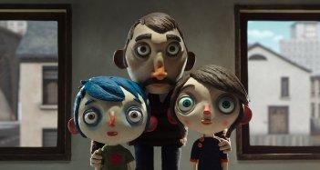 La mia vita da zucchina: una scena del film animato