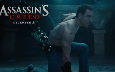 "Assassin's Creed - Featurette ""The Science of the Animus"""
