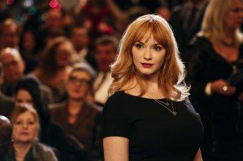 Babbo bastardo 2: Christina Hendricks in una scena del film