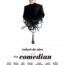 Locandina di The Comedian