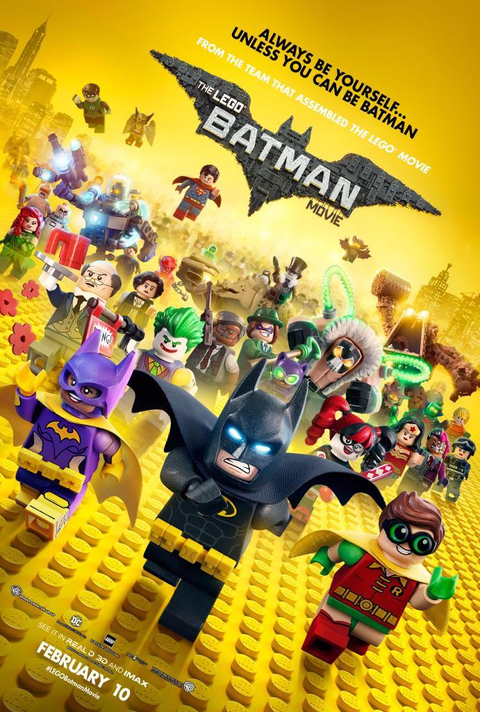 LEGO Batman: Il Film - Un nuovo poster del film