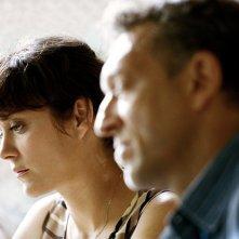 È solo la fine del mondo: Vincent Cassel e Marion Cotillard in una scena del film