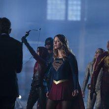 The Flash: il cast del crossover in Invasion!