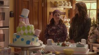 Una mamma per amica: di nuovo insieme, Lauren Graham in una scena con Melissa McCarthy