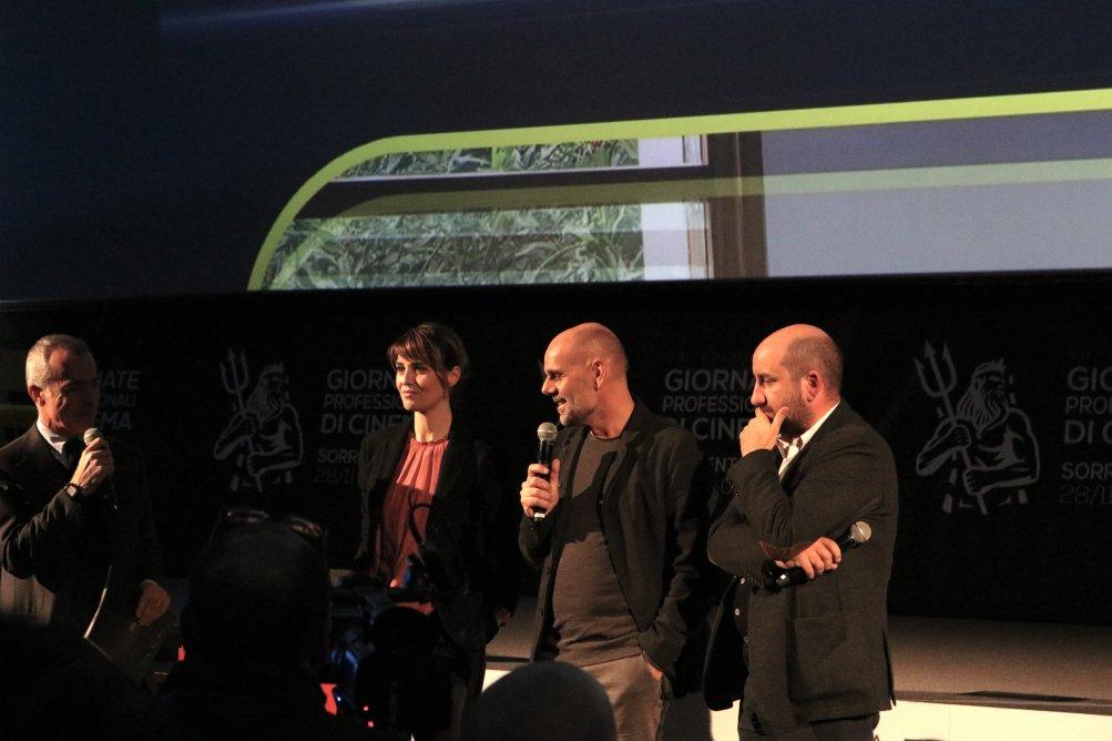 Mamma o Papà: Paola Cortellesi, Antonio Albanese presentano il film a Sorrento