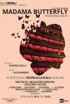 Locandina di Teatro alla Scala di Milano: Madama Butterfly