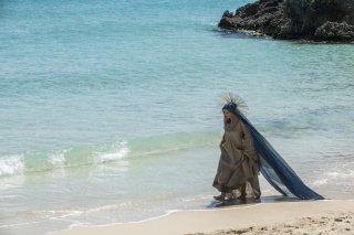 Non c'è più religione: Paola Casella in una scena del film