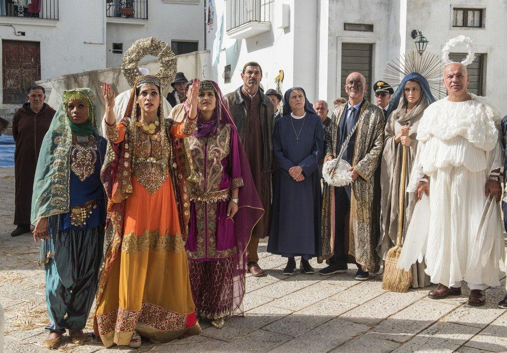 Non c'è più religione: una scena del film