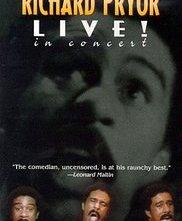 Locandina di Richard Pryor: Live in Concert