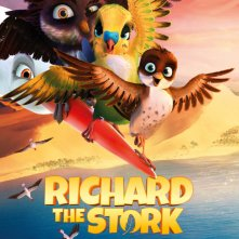 Locandina di Richard the Stork