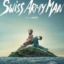 Locandina di Swiss Army Man