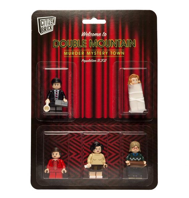I segreti di Twin Peaks: il set di minifigres Lego