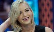 """Jennifer Lawrence: """"Dopo Hunger Games non voglio più girare scene d'azione"""""""
