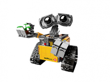 Lego Ideas - Wall-e