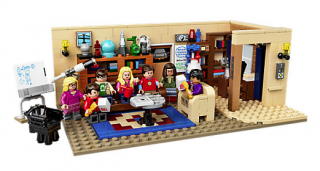 Lego Ideas - The Big Bang Theory