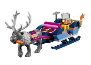 Lego Disney - Sven e la slitta