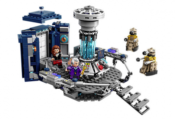 Lego Ideas - Doctor Who