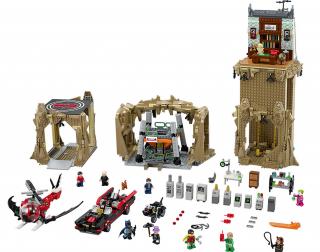 Lego Batman Classic - Batcaverna