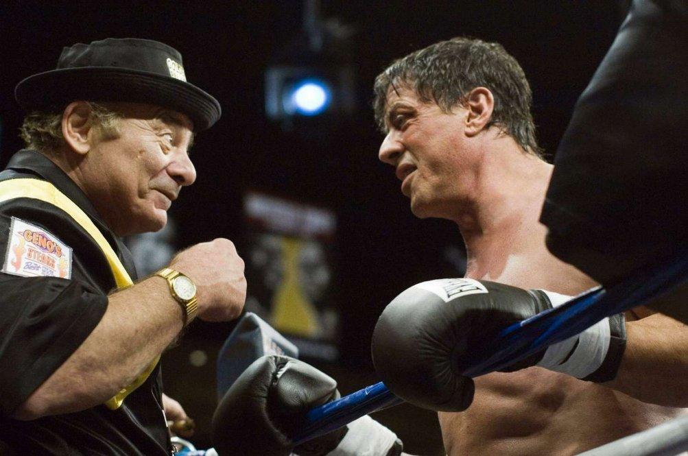 Sylvester Stallone e Burt Young in Rocky Balboa