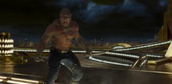 Guardiani della galassia Vol.2: Drax in azione
