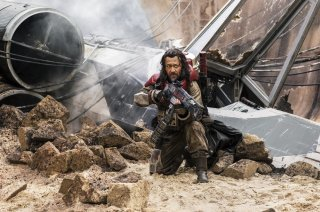 Rogue One: una foto dell'attore Jiang Wen