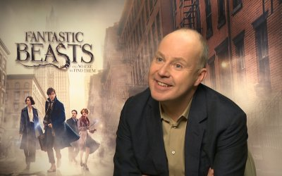 "Animali Fantastici, David Yates: ""Storie come quelle di Harry Potter appassionano perché la vita è imperfetta"